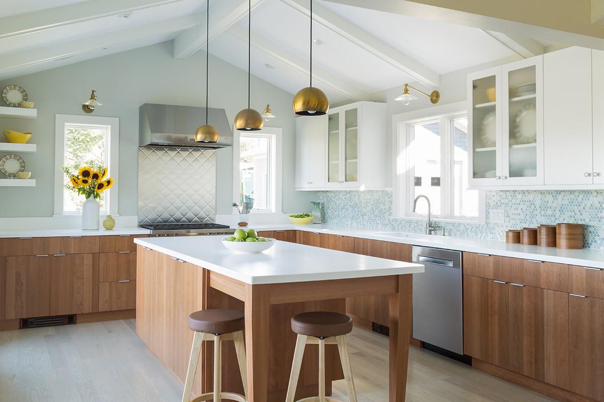 Jamestown Kitchen - Wickford Kitchen & Bath